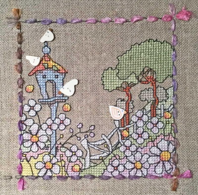 Michael Powell Art MPCP113 Field Of Doves