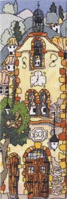 Michael Powell Art MPCP47 HH Provence Church