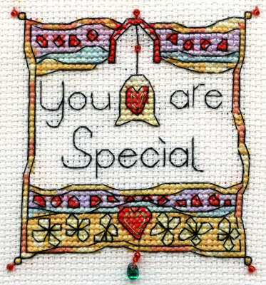 Michael Powell Art MPCPLG006 You Are Special