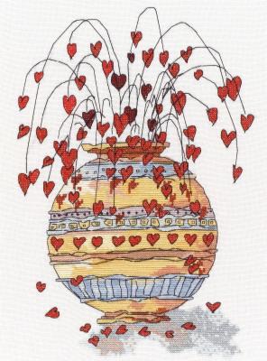 Michael Powell Art Kits  27 Count Evenweave