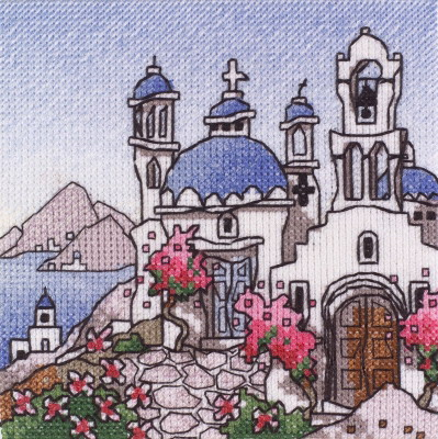 Michael Powell Art Kits  14 Count Aida