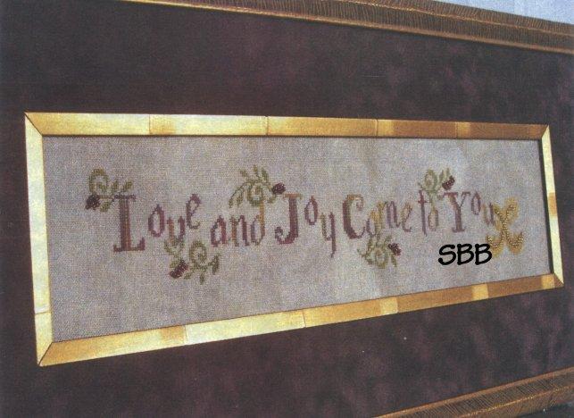Michelle Ink Love & Joy