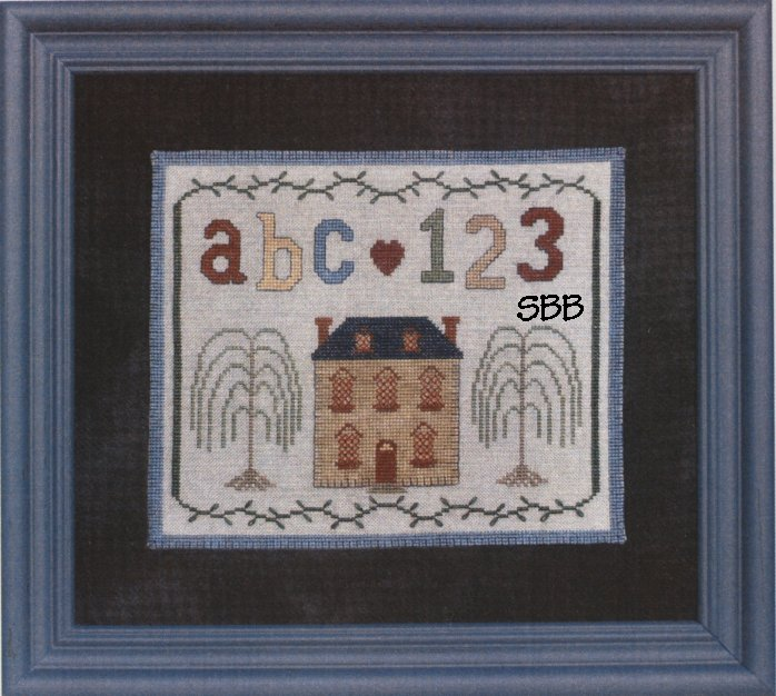 Milady's Needle ABC 123