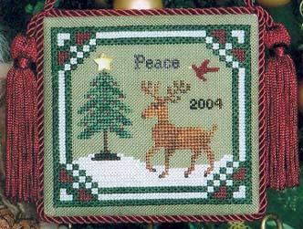 Milady's Needle Peaceful Christmas