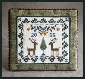 Milady's Needle Woodland Christmas