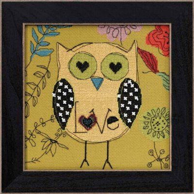 Mill Hill Amylee Weeks Kits AW304106 2014 Love