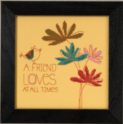 Mill Hill Amylee Weeks Kits AW305103 2015 A Friend Loves