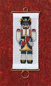 Mill Hill Banding Kits MH127302 Nutcracker Suite 2007 ~ Bugle Boy
