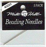 Mill Hill Beading Needles40220 Beading Needles ~ 2 Per Package