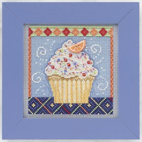 Mill Hill Buttons & Bead Kits MH141101 Spring Series 2011 ~ Vanilla Cupcake