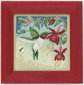 Mill Hill Buttons & Bead Kits MH141104 Spring Series 2011 ~ Hummingbird