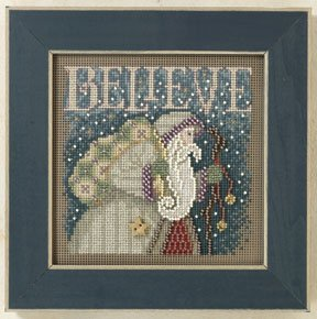 Mill Hill Buttons & Bead Kits MH141304 Winter Series 2011 ~ Believe
