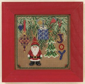 Mill Hill Buttons & Bead Kits MH141306 Winter Series 2011 ~ Hanging Around