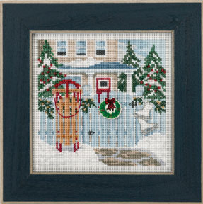 Mill Hill Buttons & Bead Kits MH143304 Winter Series 2013 ~ Holiday Memories