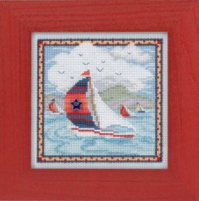Mill Hill Buttons & Bead Kits MH144106 Spring Series 2014 ~ Summer Breeze