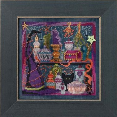 Mill Hill Buttons & Bead Kits MH144206 Autumn Series 2014 ~ Wanda's Witchery