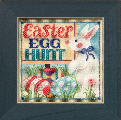 Mill Hill Buttons & Bead Kits MH145106 Spring Series 2015 ~ Egg Hunt