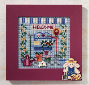 Mill Hill Buttons & Bead Kits MH146101 Spring Series 2006 ~ Garden Shed
