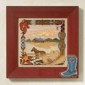 Mill Hill Buttons & Bead Kits MH147106 Spring Series 2007 ~ On The Range