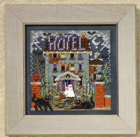 Mill Hill Buttons & Bead Kits MH148201 Autumn Series 2008 ~ Haunted Hotel