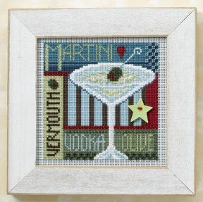 Mill Hill Buttons & Bead Kits MH148102 Spring Series 2008 ~ Martini