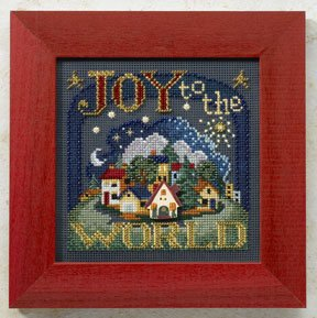 Mill Hill Buttons & Bead Kits MH148301 Winter Series 2008 ~ Joy To The World