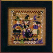 Mill Hill Buttons & Bead Kits MHCB163 Autumn Series 2001 ~ Cookin' Up Magic