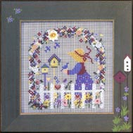 Mill Hill Buttons & Bead Kits MHCB216 Spring Series 2004 ~ Blooming Arbor