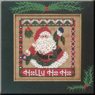 Mill Hill Buttons & Bead Kits MHCB224 Winter Series 2004 ~ Holly Jolly Season