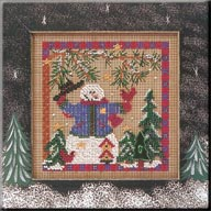 Mill Hill Buttons & Bead Kits MHCB225 Winter Series 2004 ~ Winter Whimsey