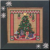 Mill Hill Buttons & Bead Kits MHCB228 Winter Series 2004 ~ Holiday Splendor