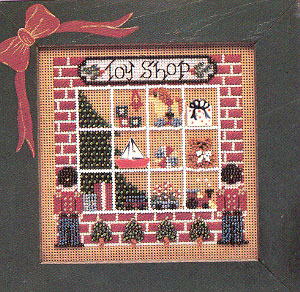 Mill Hill Buttons & Bead Kits MHCB75 Winter Series 1995 ~ Toy Shop