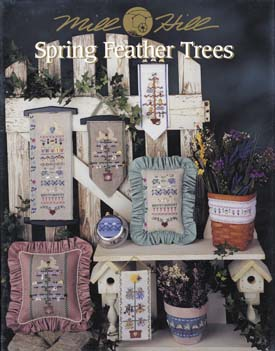 Mill Hill Charts MHP63 Spring Feather Tree