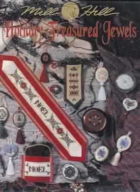 Mill Hill Charts MHP77 Holiday Treasured Jewels