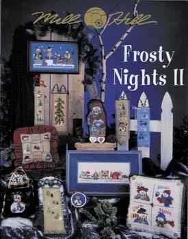Mill Hill Charts MHP80 Frosty Nights II