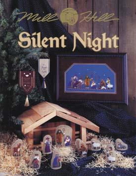 Mill Hill Charts MHP86 Silent Night