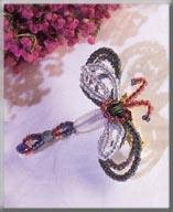 Mill Hill Jewelry Kits MHB6 Beaded Bug Pins 2003 ~ Betsy Bug