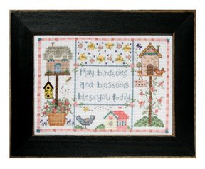 Mill Hill Monthly/Bi-Monthly Kits MH248005 Calendar Series 2008 ~ May ~ Bless You Today