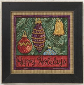 Mill Hill Sticks Kits ST150203 Everyday Series 2010 ~ Holiday Ornaments
