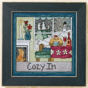 Mill Hill Sticks Kits ST151104 Everyday Series 2011 ~  Cozy In