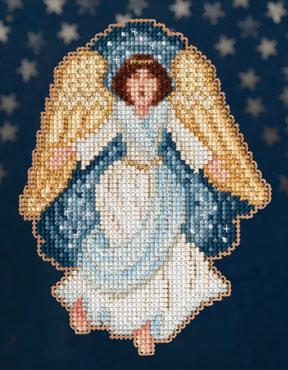 Mill Hill Trilogy Ornament Kits MH193301 Nativity Trilogy 2013 ~ Gloria