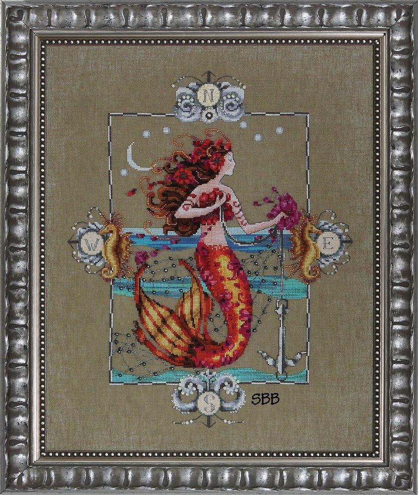 Mirabilia  #MD126 Gypsy Mermaid