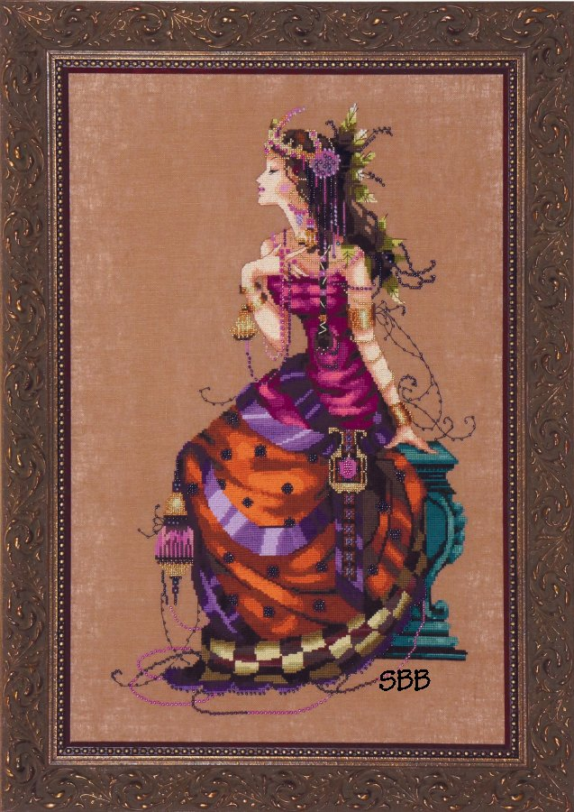Mirabilia  #MD142 The Gypsy Queen