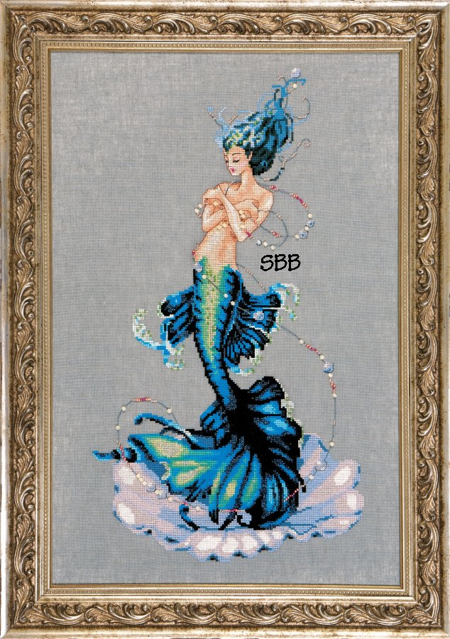 Mirabilia  #MD144 Aphrodite Mermaid