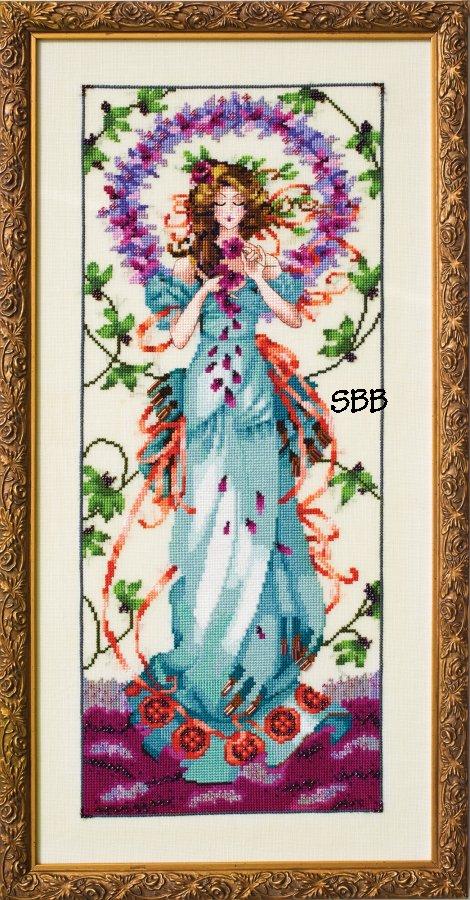 Mirabilia  #MD146 Blossom Goddess