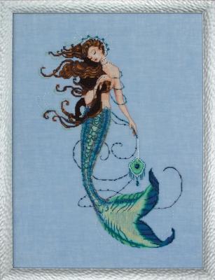 Mirabilia  #MD151 Renaissance Mermaid