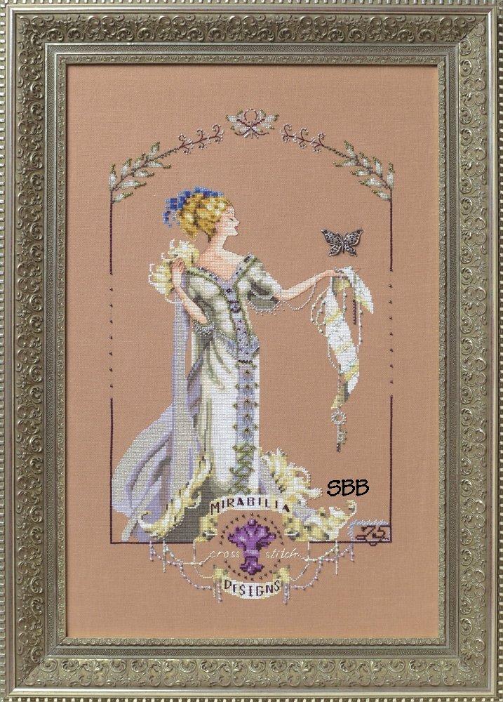 Mirabilia  #MD158 Lady Mirabilia