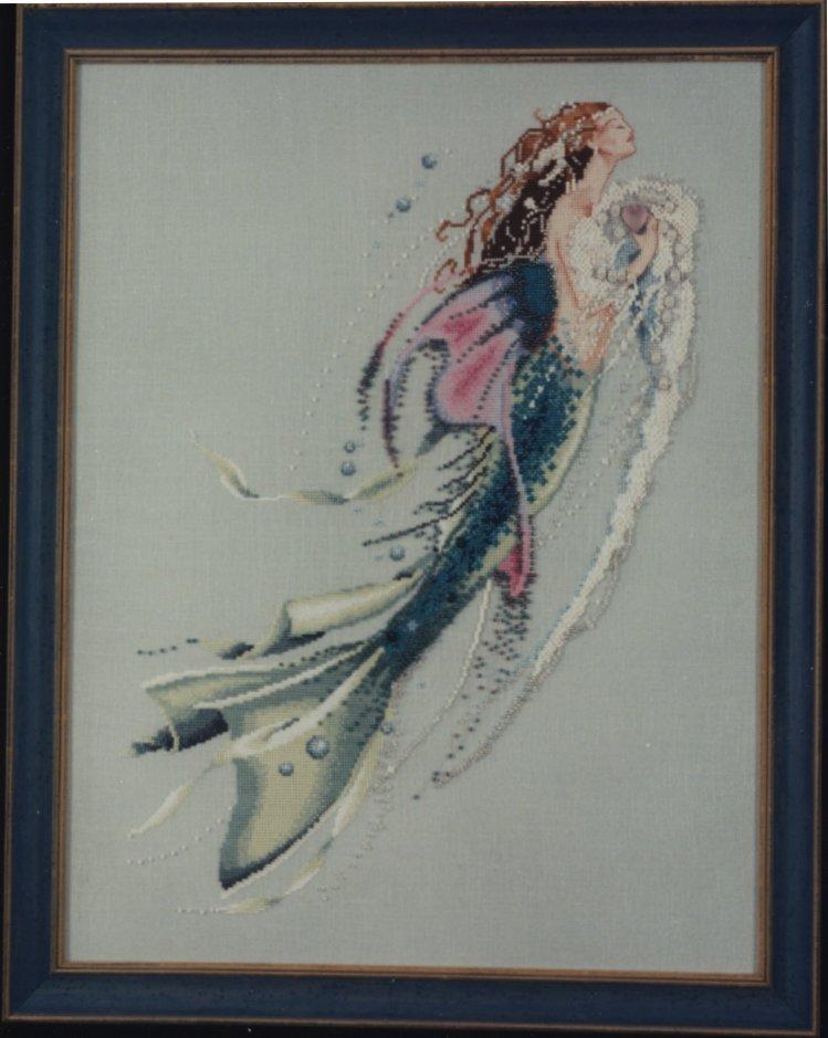 Mirabilia MD26 Mermaid of the Pearls
