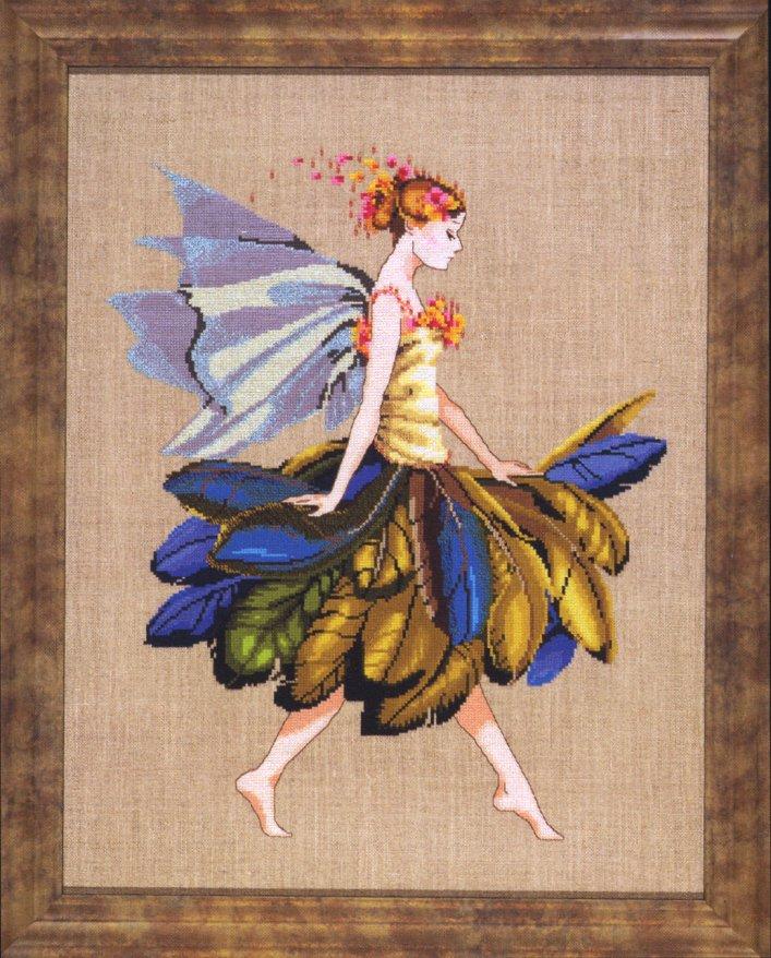 Mirabilia MD83 The Feather Fairy
