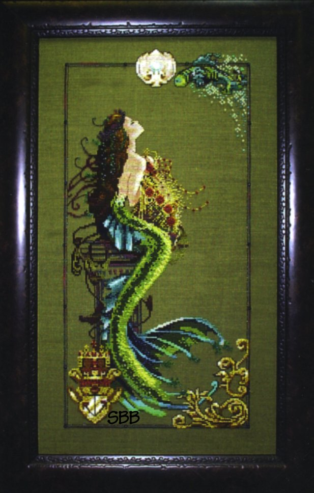 Mirabilia MD95 Mermaid of Atlantis